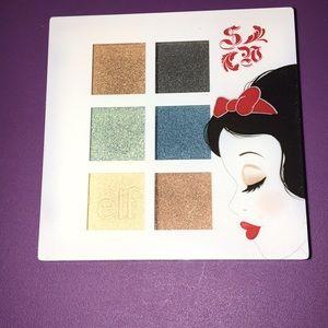 Snow White eyeshadow mini pallet